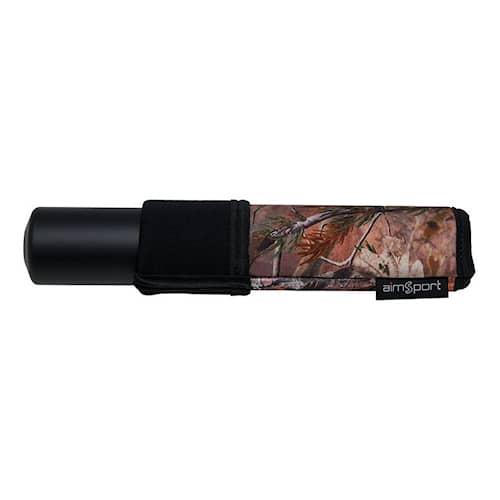 Aimsport Neopreenisuoja T4 235mm maasto/musta 40-45mm
