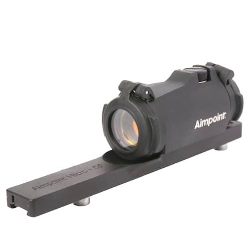 Aimpoint Micro H-2 Leupold QR -kiinnikkeillä