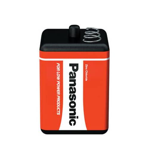 Panasonic Batteri Red Zink 4R25RZ
