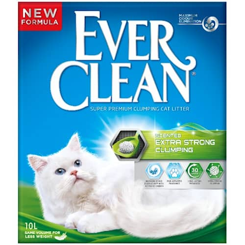 Ever Clean Extra Strong Scented 10l Kattsand