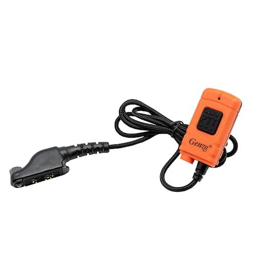 Genzo Kombi PTT (vain mikrofoni) Multipin