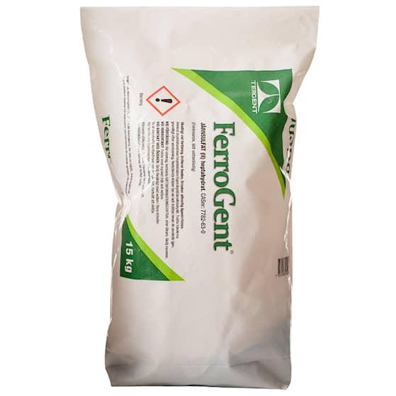 Gräsnäring Ferrogent Tergent Järnsulfat 15kg