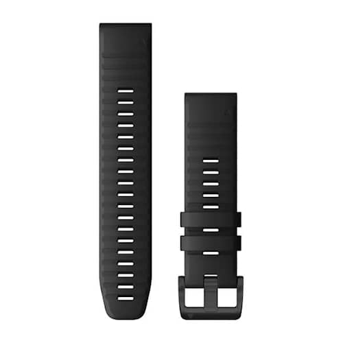 Garmin Quickfit 22 Klockarmband Svart Silikon