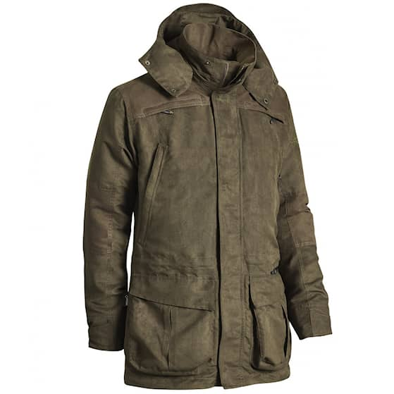 Chevalier Pro Wood Action GTX Coat Green Herr
