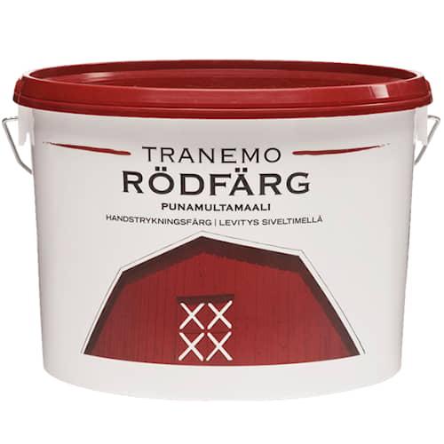Tranemo Rödfärg 10 Liter