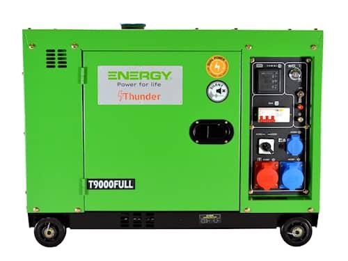 Energy Elverk T9000FULL 3-fas/1-fas diesel