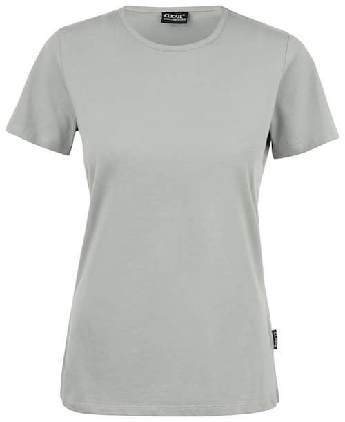 Clique T-shirt naisten Forest grey