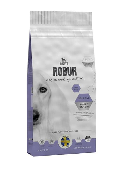 Robur Sensitive Sp Lamb & Rice Sp 12,5kg