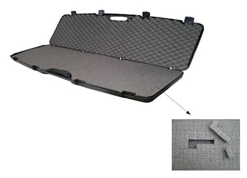 5etta Vapenkoffert 125x25x11, Anpassningsbar