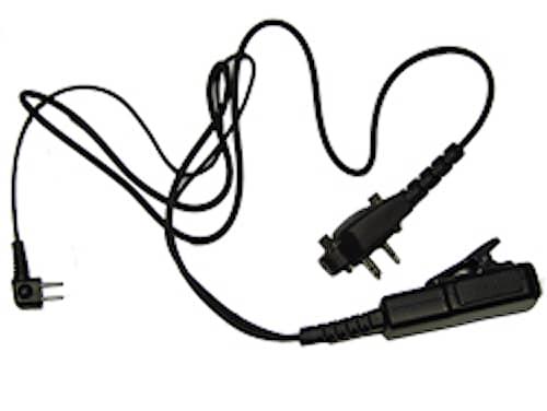 Genzo Elit Peltor -kuulokkeet kulmaliittimellä ja E-ruuviliittimellä