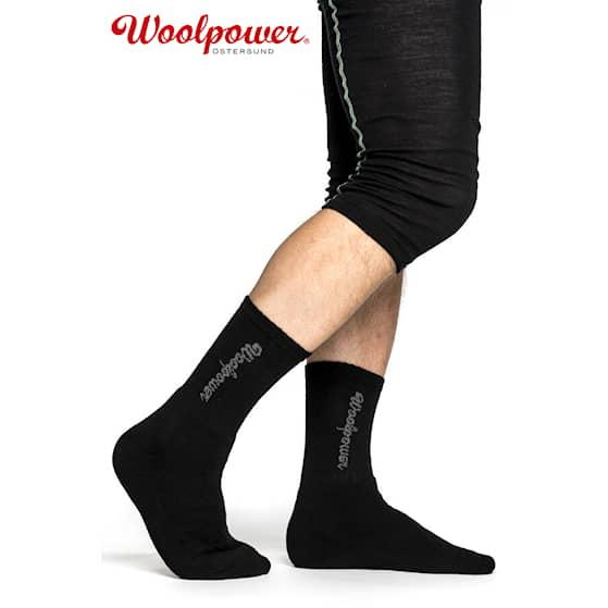 Woolpower Logo 400 Sock