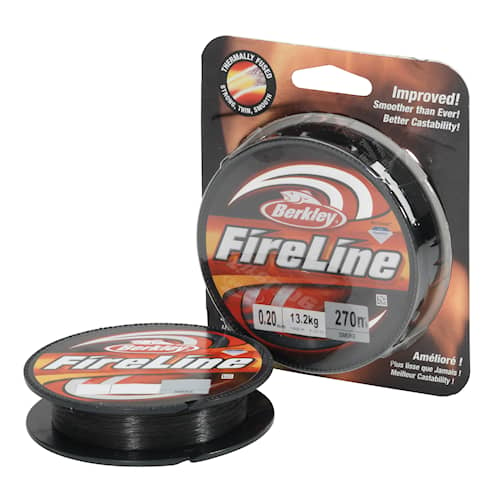 Berkley FireLine 0,10 mm 110 m Smoke
