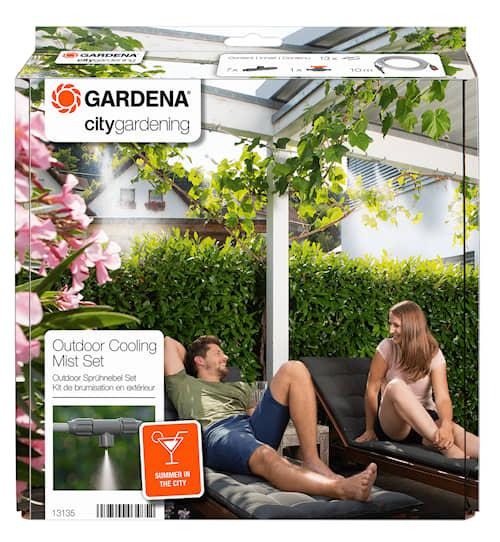 Gardena Cooling Mist Set