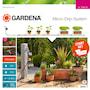 Gardena Micro-Drip System Startpaket M med bevattningsdator