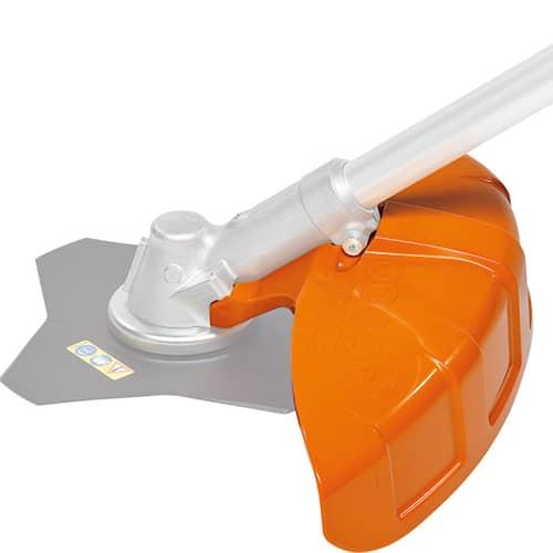 Stihl K-malliston teräsuojasarja vesakkoterälle