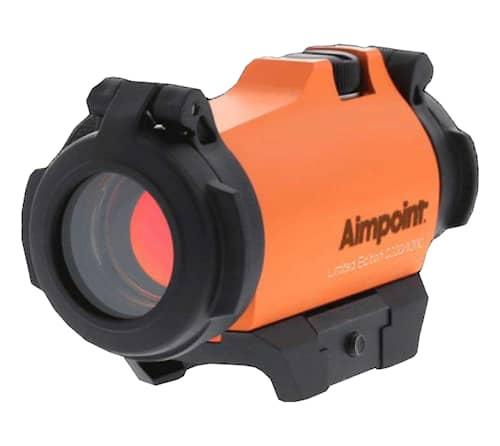 Aimpoint Micro H-2 2MOA Cerakote Orange