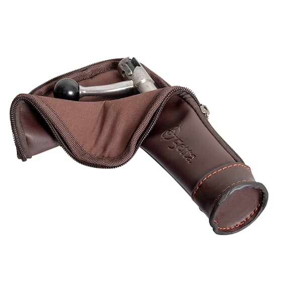 5etta Slutstyckesfodral Läder