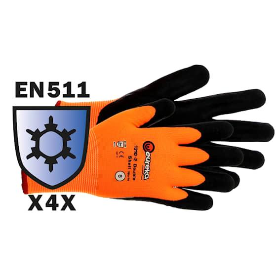 Eureka Glove Double Shell Nitril