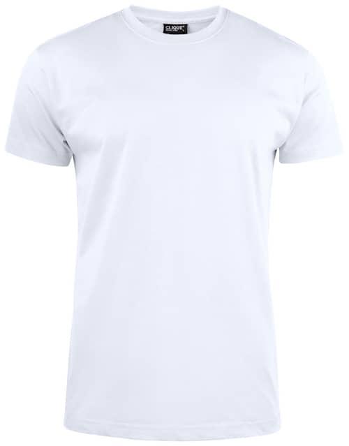 Clique Miesten t-paita valkoinen