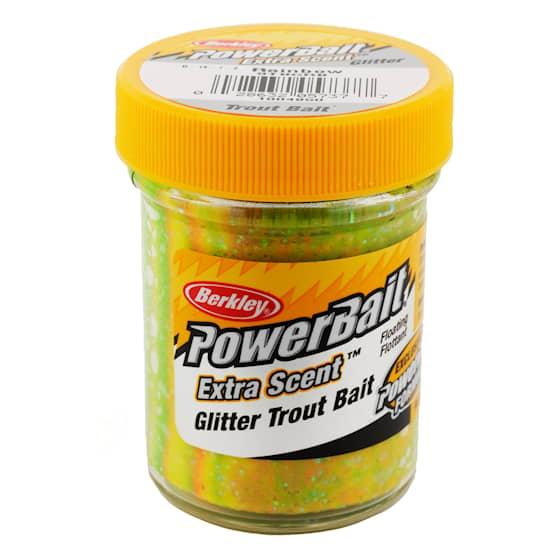 Berkley Glitter Trout Bait 50g Rainbow