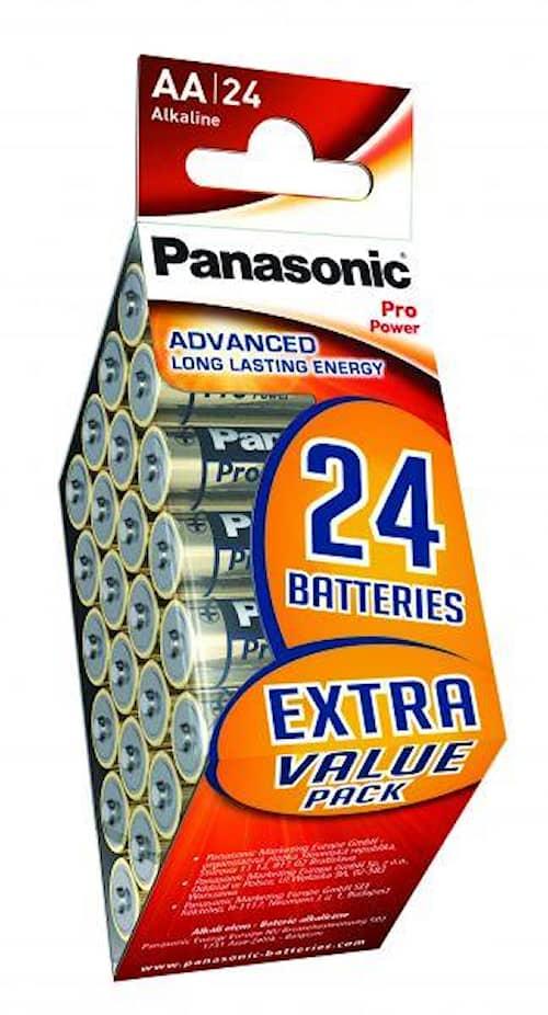 Panasonic Paristo Aa 24-p Pro Power