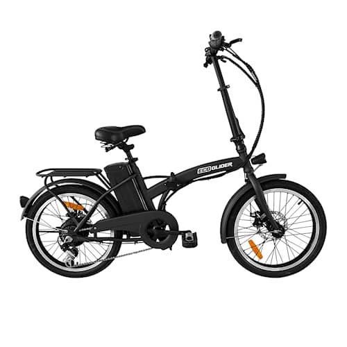 Ecoglider E-Bike Elcykel MX2 Expo Svart