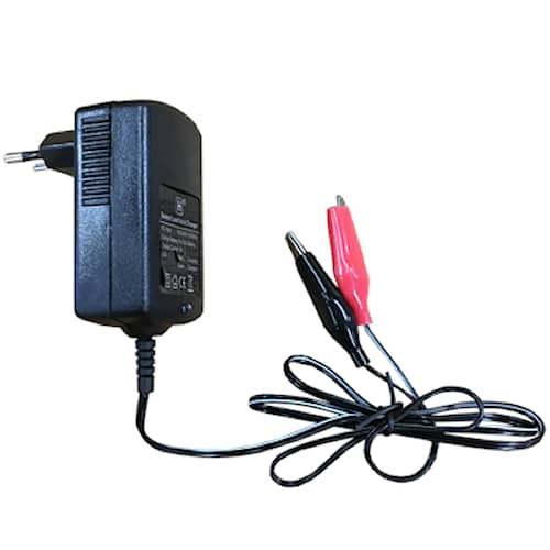 Akkulaturi lyijykenno 6 volttia