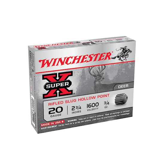 Winchester Slug 20