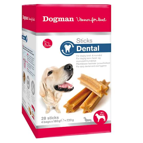 Dental Sticks 28st M/L