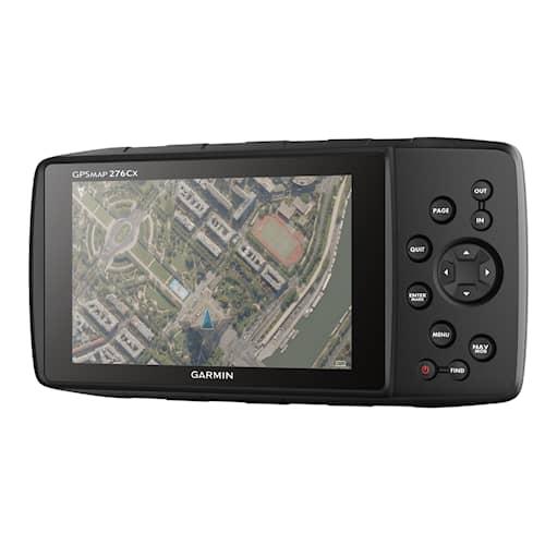Garmin GPSMAP 276Cx Näytekappale.