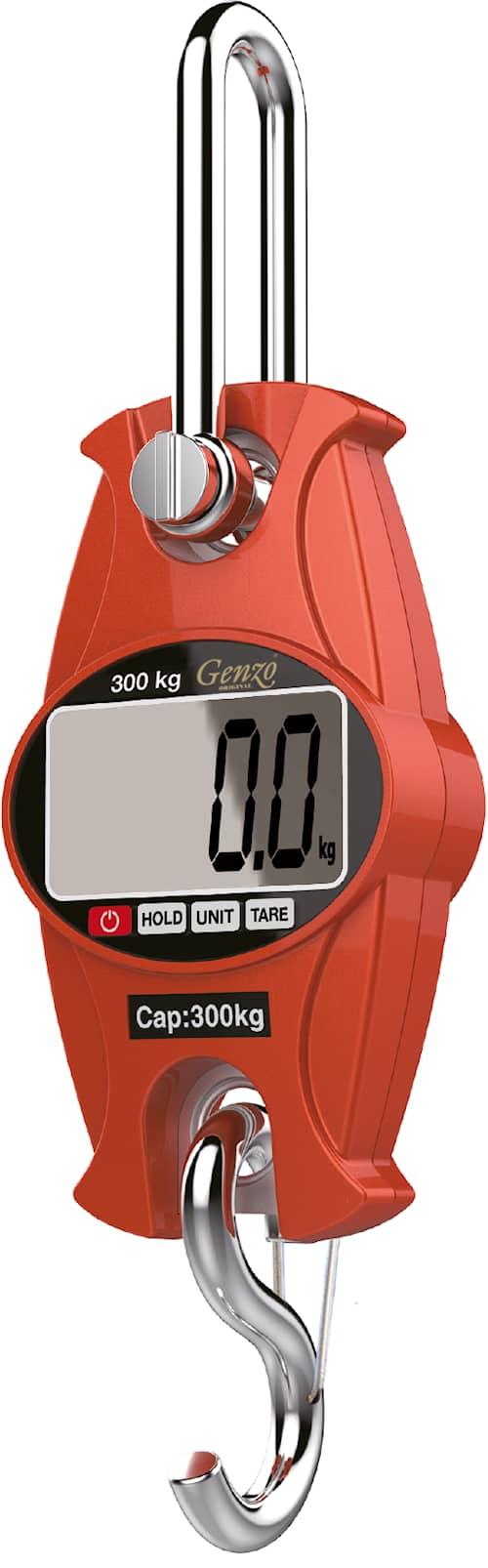 Genzo Hängvåg Digital 300 kg