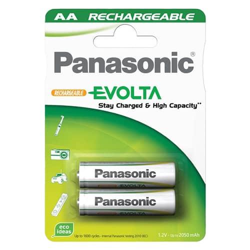 Panasonic AA Paristo Ladattava 1900 mAh