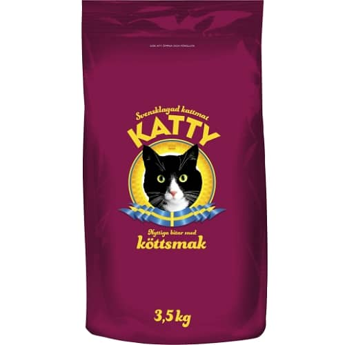 Katty Nyttiga Bitar Liha 3,5 kg