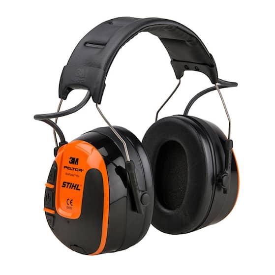 Stihl Hörselskydd FM-radio med hjässbygel