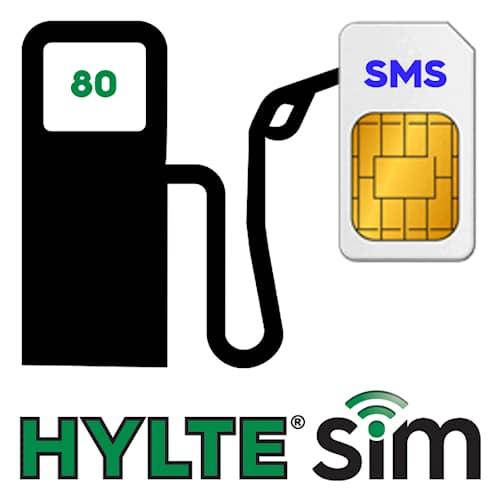 HylteSIM Finland SMS-täydennys 80kpl