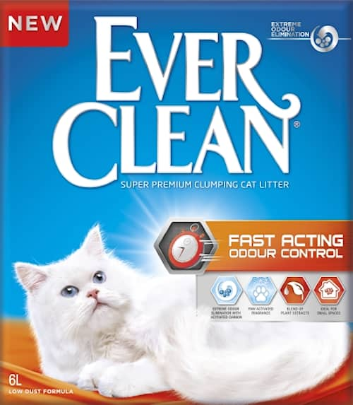 Ever Clean Fast Acting 10l Kattsand