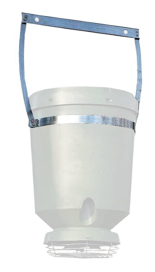 Ripustussarja 125 litran syöttölaitteeseen, jossa FeedCon