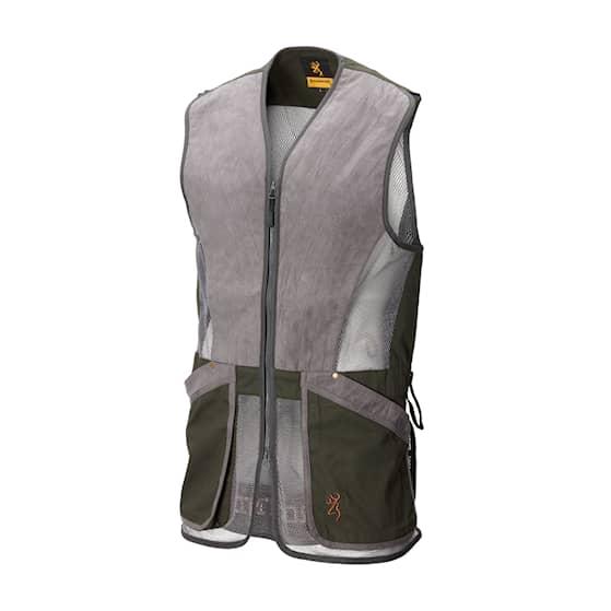 Browning Skytteväst Pro Sport Mörkgrön