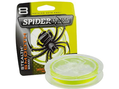 Spiderwire Stealth Smooth 12 0.33mm 150m Hi-vis keltainen