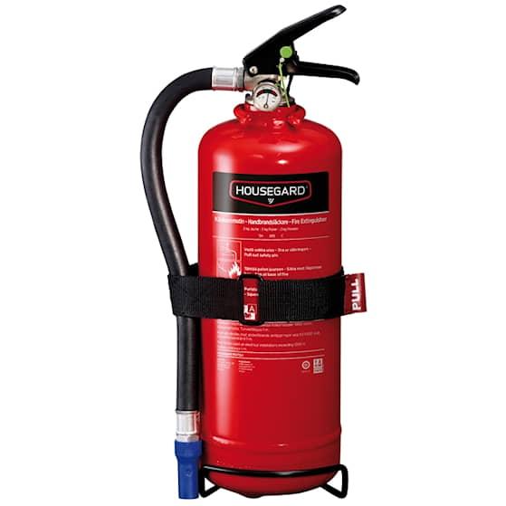 Brandsläckare 2 Kg Pulver 13a