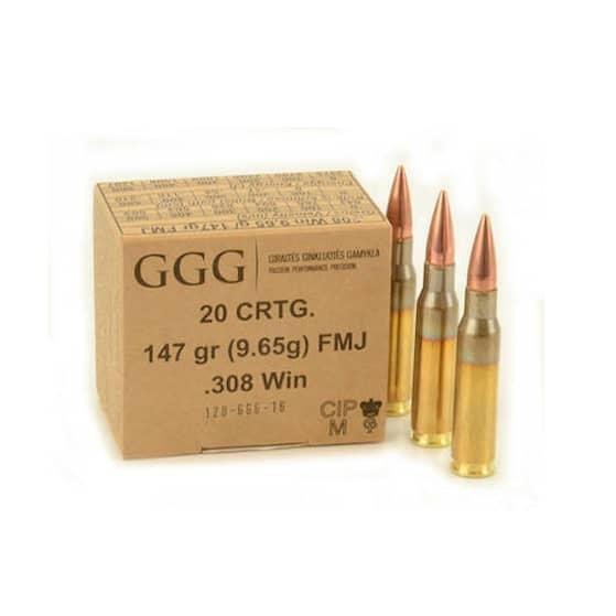 GGG 308WIN FMJ