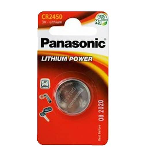 Panasonic CR2450 1-pakkaus