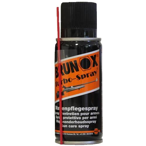 Brunox Turbo-Spray Rengöring 100 ml
