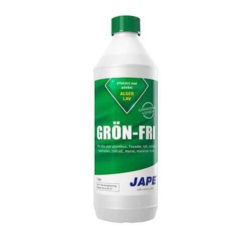 Grön-Fri Jape Alg-och mögeltvätt 1L