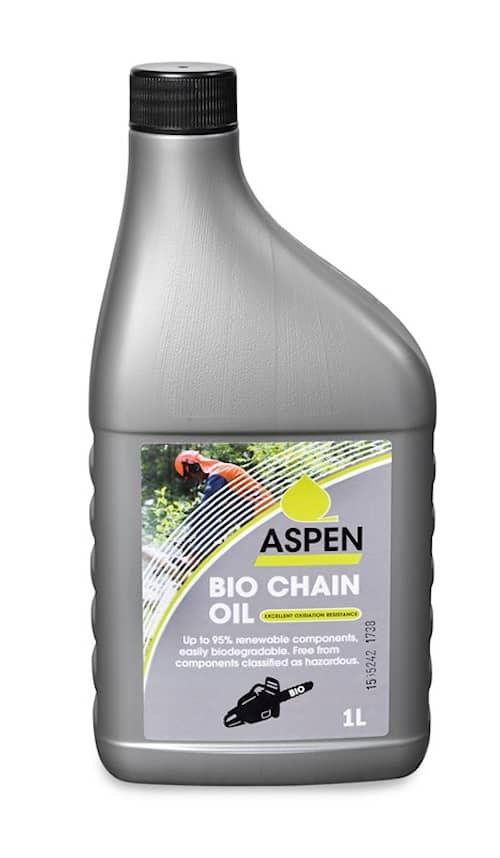 Aspen Bio Sågkedjeolja 1L
