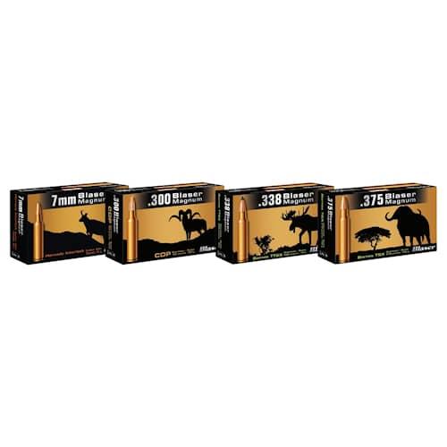 Blaser 375 Blaser Magnum Barnes TSX 270gr/17,5g