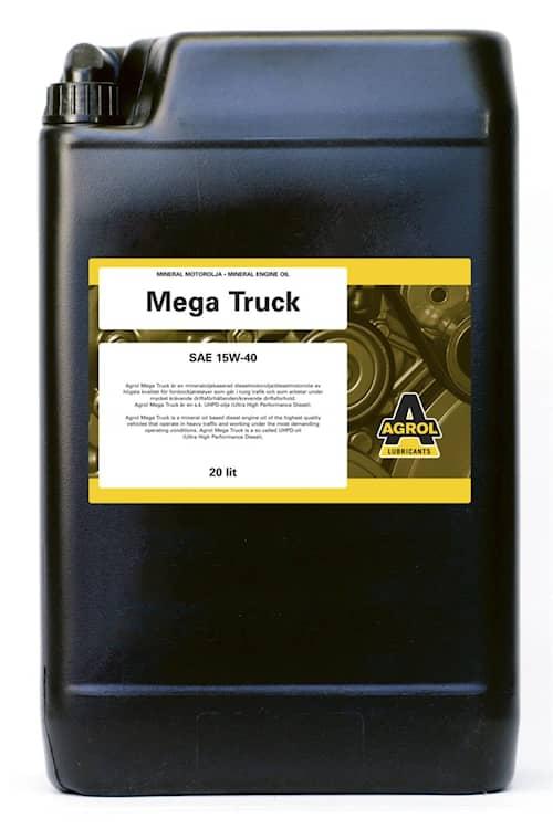 Agrol Mega Truck 15w-40 ! (20-l)