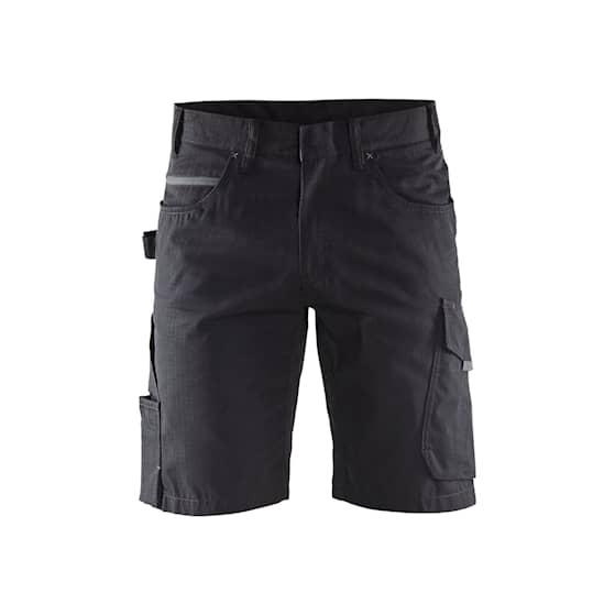 Blåkläder Työshortsit Musta/tummanharmaa
