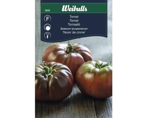 Weibulls Tomat Noire de Crime 8606