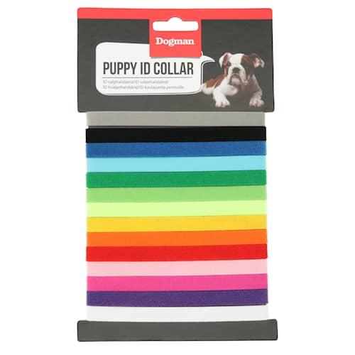 Dogman Valphalsband 14-pack